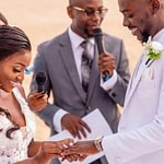 simi and adekunle wedding