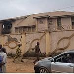 sunday igboho burn house