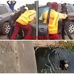 lasma officer escape death