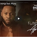 flavour doings music video