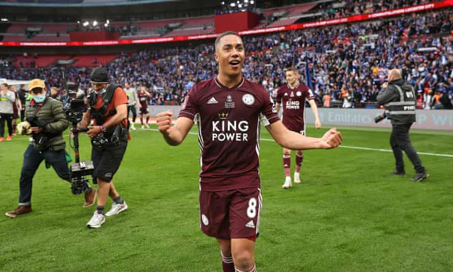 Leicester City football player tilesman