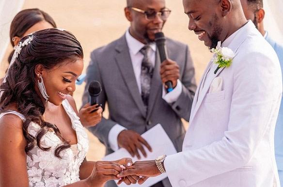 adekunle gold and simi wedding anniversary